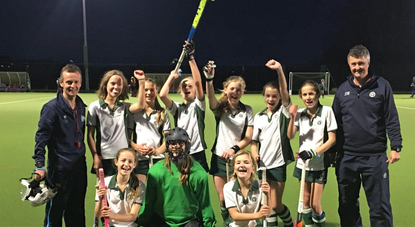U13 Girls Qualify For Hockey Nationals Beaudesert Park